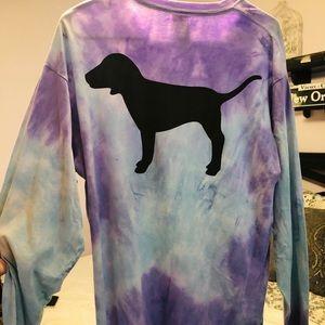 PINK - victoria's secret - long sleeve shirt